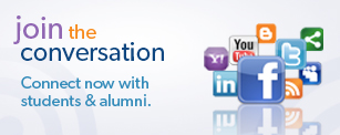 Join the Conversation! Click here to connect now with students and alumni.