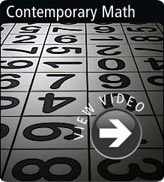 Contemporary Math Videos