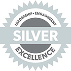 silver standing