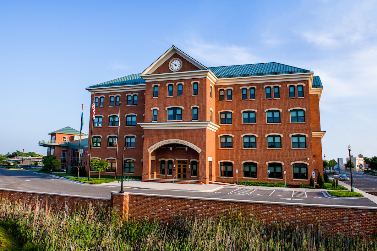 APUS Academic Center