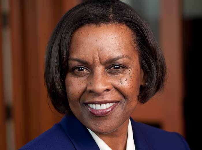 Dr. Gwen Hall, Senior Vice President, Associate Provost of Academic Effectiveness and Student Success, American Public University System (APUS)